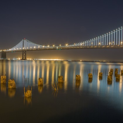 Bay Bridge, Altered